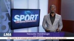 Page sports : Drogba candidat pour la FIF, Ligue africaine des champions et Mondial de basket