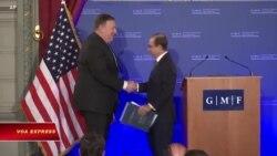 Chính sách ngoại giao Mỹ - Một năm nhìn lại
