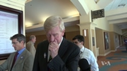 Willian Weld Speaks to VOA