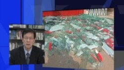 VOA连线: 山东访民引爆炸药自杀