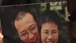 刘霞现身弟弟经济案庭审