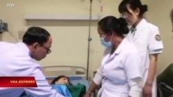 Lào: Tai nạn xe buýt, 13 du khách TQ thiệt mạng