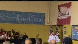2013-01-20 美國之音視頻新聞: 奧巴馬星期日將宣誓連任總統
