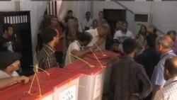 利比亞選舉初期點票顯示親西方政黨領先