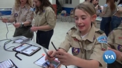 "Boy Scout ""Girls"" Troops Gain Popularity in the United States"