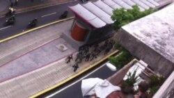 Venezuela: Violentas protestas en Caracas