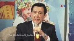 Tổng thống Đài Loan nói không từ bỏ chủ quyền ở Biển Đông