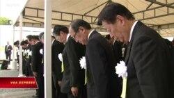 Tưởng niệm 74 năm Nagasaki trúng bom nguyên tử