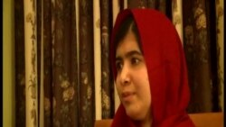 Malala Interview by Behroz Khan VOA