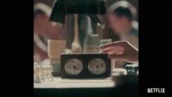 «Рука Каспарова» в сериале Netflix «Ход королевы»