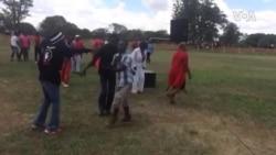 MDC Supporters in Chegutu