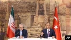15 Haziran 2020 - Türkiye ve İran Dışişleri Bakanları Mevlüt Çavuşoğlu ve Cevad Zarif, 15 Haziran 2020'de de İstanbul'da bir görüşme yapmıştı.