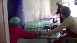 فعالیت اولین شرکت رُب سازی در غزنی از سوی یک زن