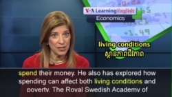 Nobel Prize Winner Studied How People Spent Their Money