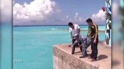 Thêm một tàu cá của ngư dân Việt Nam bị Trung Quốc tấn công