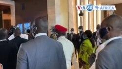 Manchetes africanas 23 julho: Líderes africanos reúnem-se no Mali devido a crise política