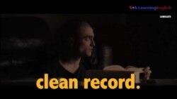 Học tiếng Anh qua phim ảnh: Clean Record - Phim Imperium (VOA)