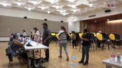 Կալիֆոռնիայի բնակիչները մասնակցում են նահանգապետի անվստահության հանրաքվեի ընտրություններին