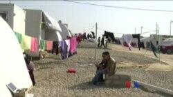 IS လက္ကလြတ္လာတဲ့ Yazidis အမ်ိဳးသမီးမ်ား