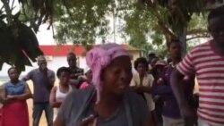 """Populares do Cacuaco """"choram"""" pelas suas casas"""