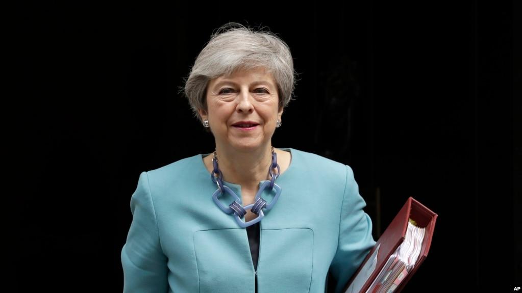Britania trajton çështjen e anijes çisternë të bllokuar nga Irani