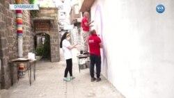Yasak Sokaklar Ressamlara Tuval Oldu