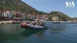 ჯილიო - კუნძული იტალიაში კორონავირუსის გარეშე