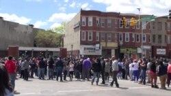 Baltimore en medio del caos