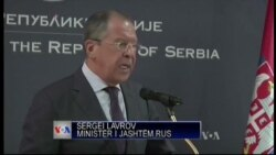 Rusia e Serbia pajtohen për Kosovën dhe gazsjellësin jugor