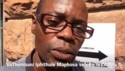 Mutauriri weZapu, VaIphithule Maphosa Vanyoresa Kuti Vakwikwidze