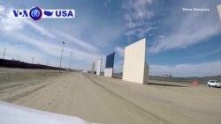 VOA60 America - Caravan Migrants Confused by President Trump's Angry Tweets