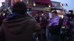 Referandum Sonucunu Protestolar Sürüyor