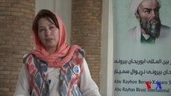 O'zbekistonlik olima Afg'onistonda