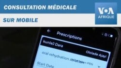 Consultation médicale sur mobile