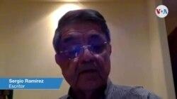 Escritor Sergio Ramírez responde a acusaciones del gobierno de Nicaragua
