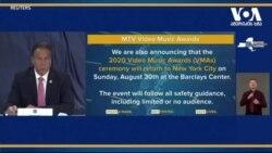 MTV-ს დაჯილდოება 30 აგვისტოს გაიმართება