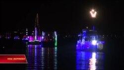 Lễ hội ánh sáng trên sông