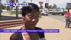 VOA60 Africa - Mourners visit home of late Zimbabwe opposition leader Morgan Tsvangirai