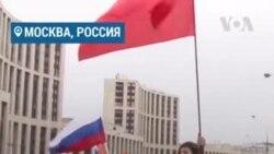 Митинг за свободные выборы в Москве