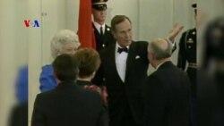 Sapa Dunia VOA: Mantan Presiden George HW Bush Tutup Usia