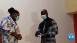 Jornalistas angolanos recebem primeiras carteiras profissionais em Malanje