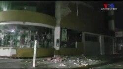 Meksika'da 8,1 Şiddetinde Deprem