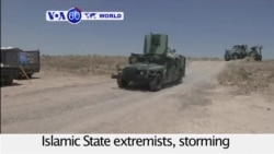 VOA60 World PM - Iraqi forces began an operation to retake Fallujah from Islamic State