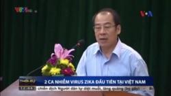 2 ca nhiễm virus Zika đầu tiên ở Việt Nam do muỗi lan truyền