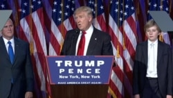 DONALD TRUMP: Message to the World Community