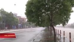 Bão Dianmu đến miền Bắc, nhiều công sở, trường học ở Hà Nội di tản khẩn cấp