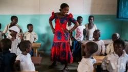 走出战争:美慈善组织为冲突区孩子办学
