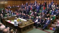 英首相失去脫歐控制權 民眾呼籲重新公投