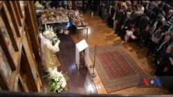 У Лондоні найбільша українська церква ледве справляється з кількістю парафіян. Відео