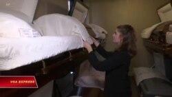 Phụ nữ trong ngành dịch vụ tang lễ tại Mỹ